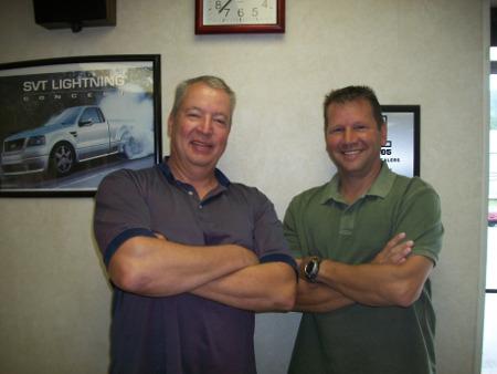 Bob & Joe - Tregembo Motors