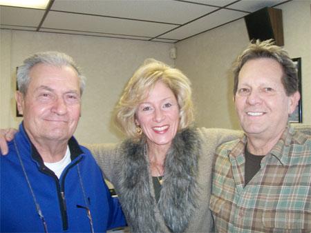 Barry Tregembo, Billie Sue DeForest and Linton - Tregembo Motors