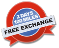2 Days / 100 Miles : Free Exchange