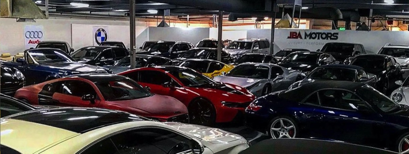 Luxury and Exotic Used Cars in MESA | Pre-Owned Dealer | JBA MOTORS