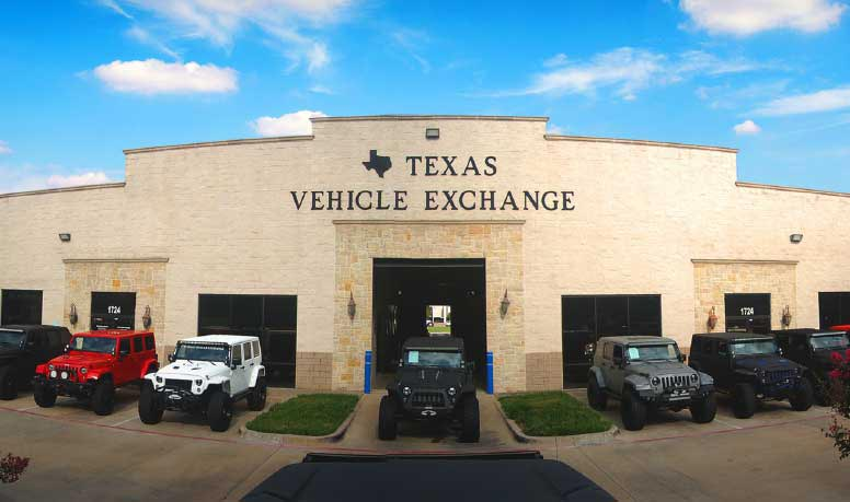 Texas Vehicle Exchange Carrollton Texas