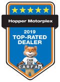 CarFax Top Rated Dealer 2019