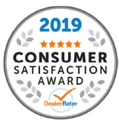 Dearler Rater 2019 Consumer Satisfaction Award