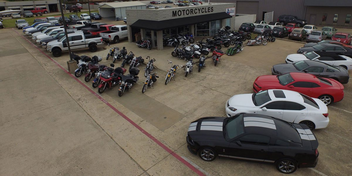 Used Cars McKinney TX | Hopper Motorplex | Used Car Dealership