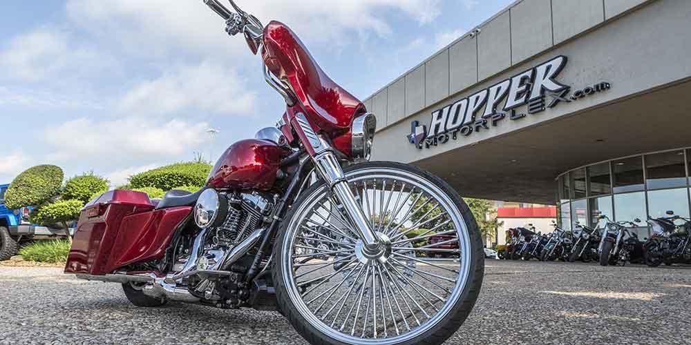 Used Motorcycles in McKinney TX - Hopper Motorplex McKinney Tx, 75070