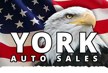 York Auto Sales Logo
