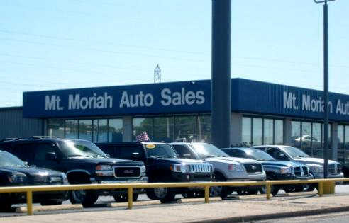 Memphis Used Car Dealership - Mt Moriah Auto Sales