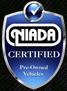 NIADA Certified Badge