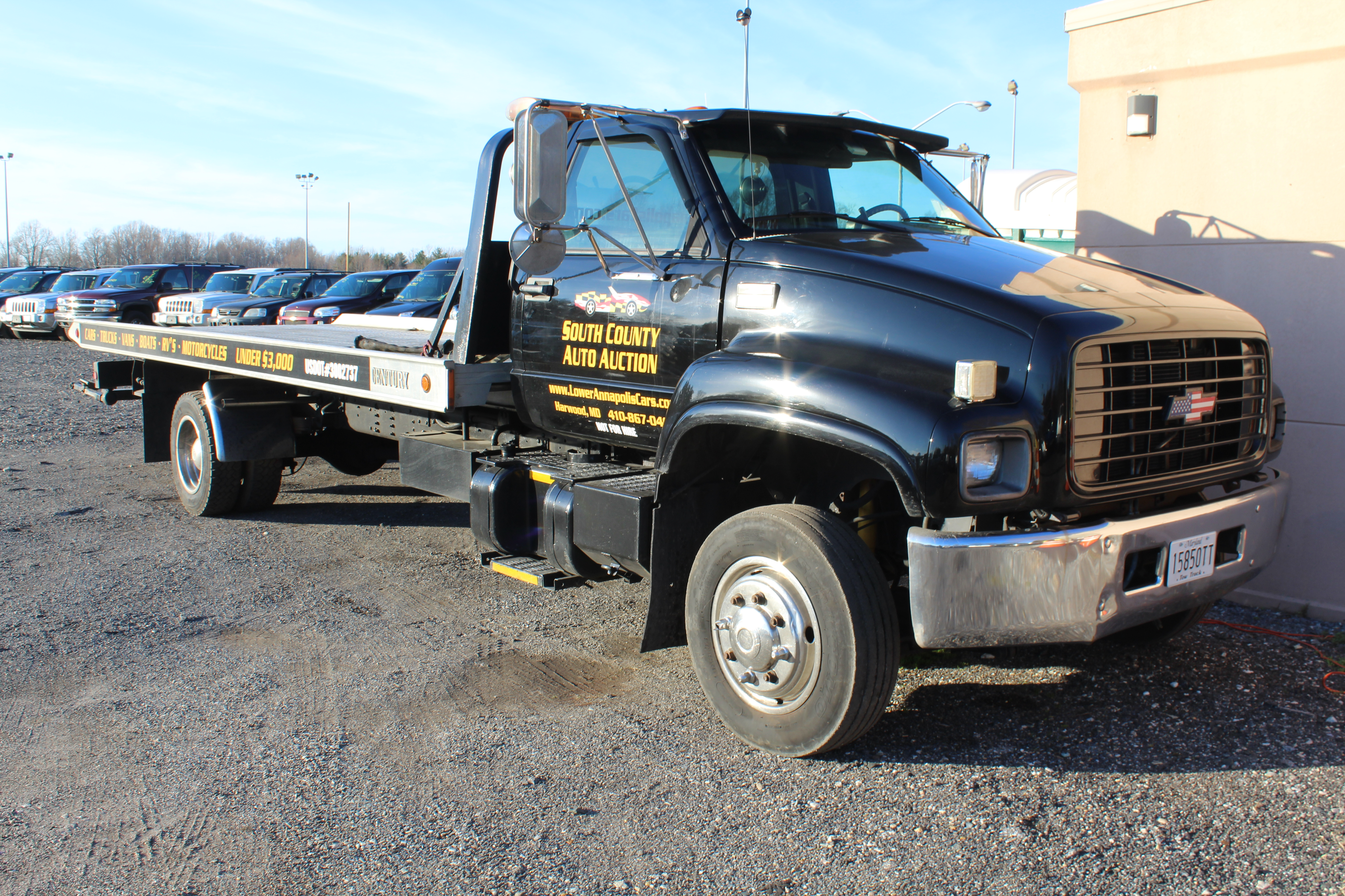 General Towing and Storage