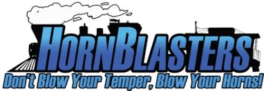 Hornblasters Logo - Big Boy Rides