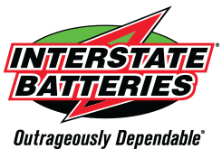 Interstate Battery Logo - Big Boy Rides