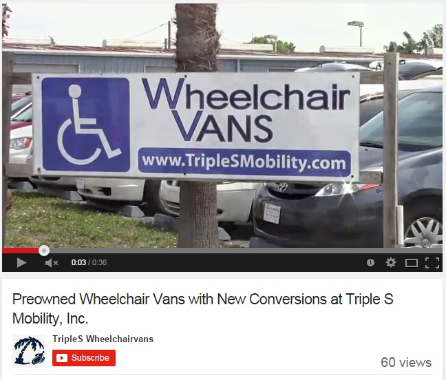 Wheelchair Van Video