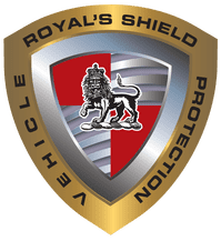 Royal's Shield Vehicle Protection Logo - Colorado Motor Car Company
