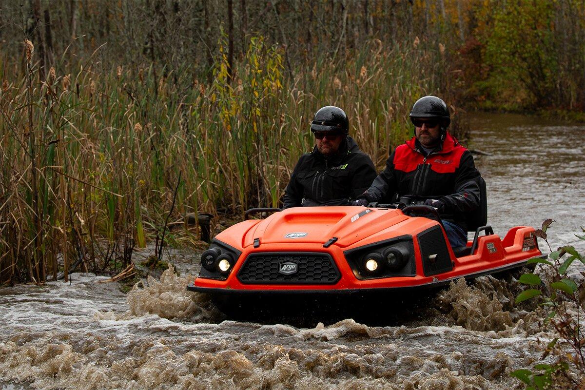 Argo Amphibious Vehicles 2