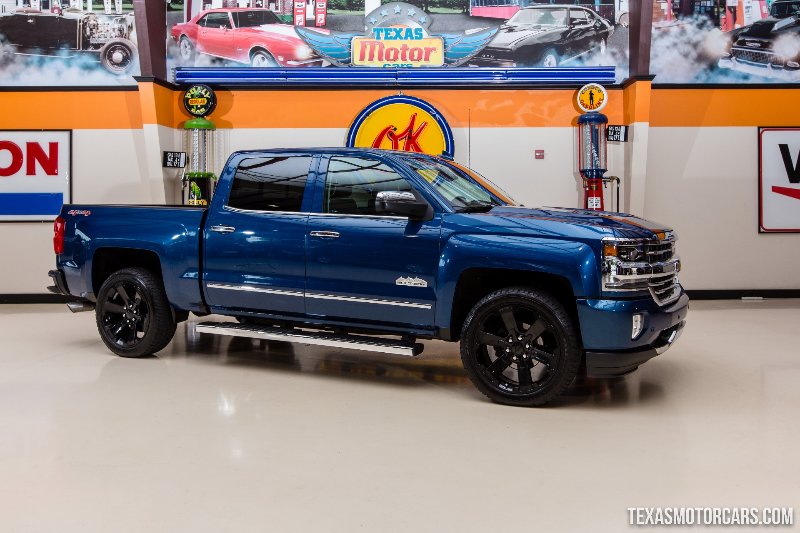 Used Chevy Silverado Dallas