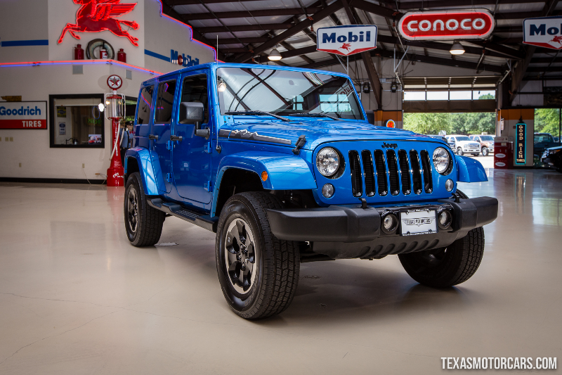 Used Jeeps Dallas