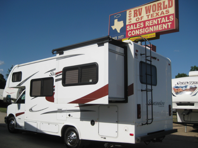 Used RVs & Motorhomes Katy TX - Auto & RV World of Texas